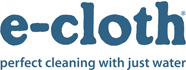 e-cloth - perfect cleaning with just water