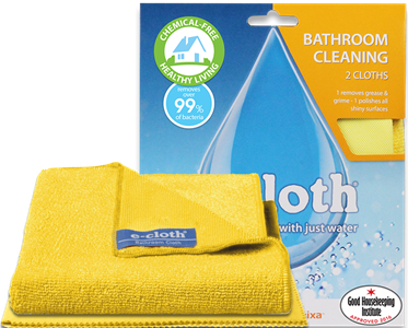 Набор салфеток для уборки ванной