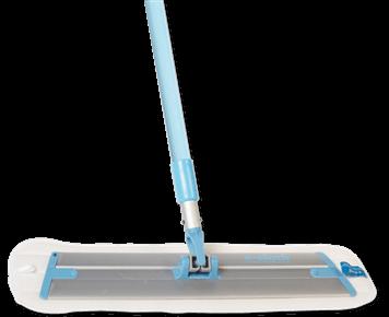 Швабра для уборки с телескопической ручкой