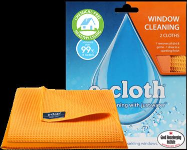 Набор салфеток для мытья окон
